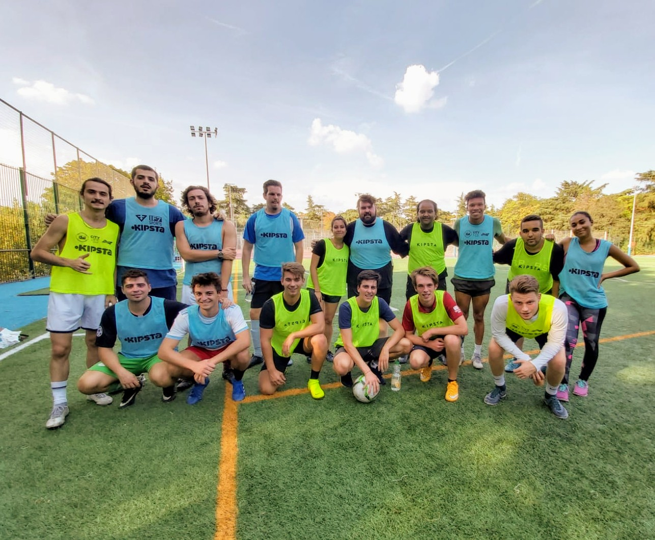 How and Where to Play Football in Madrid